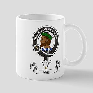 Badge-Muir [Dumbarton] 11 oz Ceramic Mug